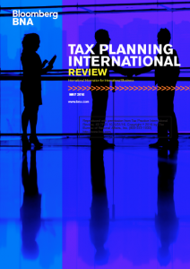 Tax Planning International Review_Panama Papers